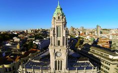 Venha o espectacular Video Aéreo do Porto realizado pela Atmos Aerial Filming | Escapadelas | # Portugal #Porto #oPorto #Aereal #View #Drone