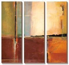 Tableau multi toiles 'Breakers' par Noah Li-Leger - Art.fr