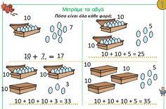 Κεφ. 25ο: Οι αριθμοί μέχρι το 50 - Μαθηματικά Α' Δημοτικού