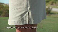 Lady Hagen Women's Tummy Control Golf Skort | DICK'S Sporting Goods Tennis Skort, Welt Pocket, Golf, Shorts, Lady, Tees, Shopping, Style, Fashion