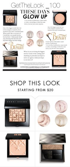 """""""GTL"""" by natalia-jewelz ❤ liked on Polyvore featuring beauty, Bobbi Brown Cosmetics, Givenchy, Burberry, Lancôme, Disney and Beauty"""