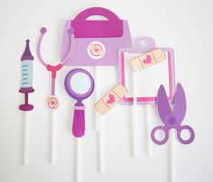 Doc Mcstuffins Photobooth by MookiPartyShop on Etsy …