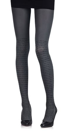 These pair of tights makes a unique, versatile and meaningful fashion accessory for the cold winter days..