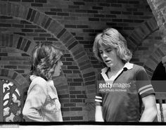 FAMILY - 'All for Love' - Airdate: September 28, 1978. (Photo by ABC Photo Archives/ABC via Getty Images) KRISTY MCNICHOL;LEIF GARRETT