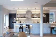 View the full picture gallery of Clapham Kitchen Kitchen Interior, Kitchen Design, German Kitchen, Living Etc, Kitchen Installation, Handmade Kitchens, Kitchen Units, Kitchen Pictures, House Extensions