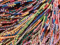 Threads of Hope Bracelets Buy 3 bracelets for 5 by Quirksville, $5.00 -- Support Brittany's Mission Year
