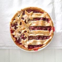 **Juicy Raspberry Pie | The flavor on this little dandy got 2 big thumbs up - make just as written (be sure to give pie time to cool thoroughly, or it will be very soupy)