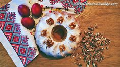 Walnut Cake, Cake Receipe, Belle, Gastronomia, Sweet Pastries
