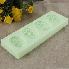 3D Mini Silicone Flower Mould