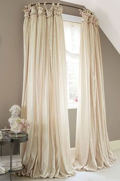 30 Best Curtains For Arched Windows Images Curtains For