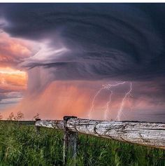When Thor shows up in Calgary, Alberta. Photo by: to be featured Tornados, Thunderstorms, Calgary, Aurora, Strange Weather, Extreme Weather, Northern Lights, Wild Weather, Sky And Clouds