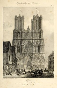 The Cathedral, Reims