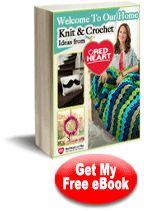 """""""16 Free Crochet Hat Patterns, Scarves, & Gloves"""" eBook   FaveCrafts.com"""