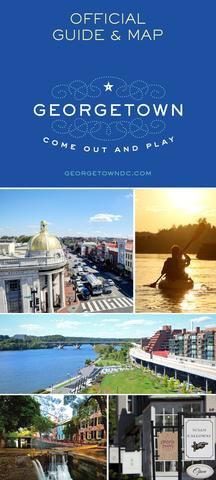 Official Georgetown Guide & Map 2013-2014 http://issuu.com/essentialmediapartners/docs/georgetownguide2013
