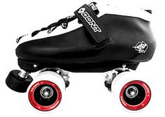 Bont Quad Hybrid package ... amazing roller derby skate