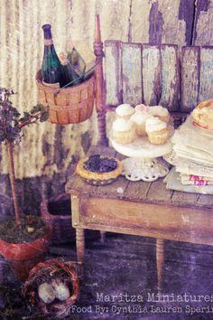 Vintage Vineyards @ Maritza Miniatures