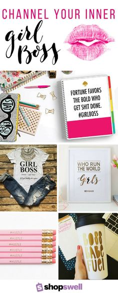 Females are strong as hell. Channel your inner girl boss with one of these 100+ chic gifts for the girl in your life who goes hard!