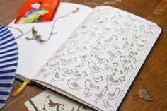Coloring Pages Adults Birds : Mechanical bird adult coloring pages by coloring notebook paper