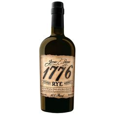 James E. Pepper 1776 Straight Rye Whisky.Historically Delicious. The Pepper Family is the oldest and most legendary brand of whiskey makers in American History.  spiritedgifts.com