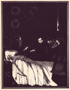 The Beautiful Illustrations That Made Poe's Stories Terrifying In 1919 | Co.Design | business + design