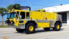 Palm Beach County Fire Rescue Dragon 2 At Palm Beach International Airport.