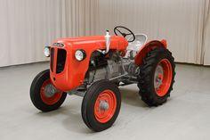 Lamborghini's original business - building the best tractors
