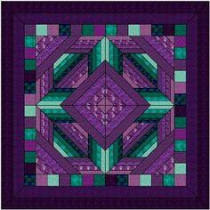 quilt pattern round | quilt_patterns
