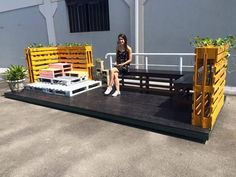 Foto no álbum Projeto Parklet UTP - Google Fotos
