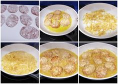 Filetes rusos encebollados - Mis cosillas de Cocina Quesadillas, Ethnic Recipes, Food, Ground Beef Recipes, Steaks, Spanish Cuisine, Cooking Recipes, Meals, Kitchen Stuff