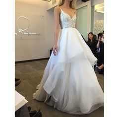 Wedding dress / New York Bridal Fashion Week