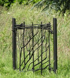 Sculpture and garden art , artistic metal furniture and gates