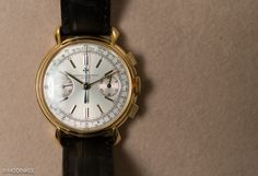 A 1950s Vacheron Constantin Reference 4178 Chronograph For Sale At Vacheron's NYC Boutique
