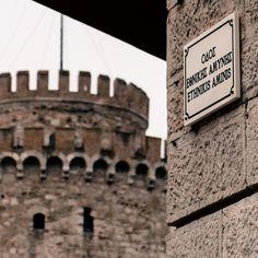 """""""Καλημερα!!!"""" Insta Pictures, Thessaloniki, Greece Travel, Travel Photos, The Good Place, Waterfall, Louvre, Island, Building"""