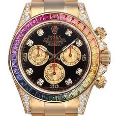 ロレックスコピー デイトナレインボー116598RBOW新品自動巻きメンズ ブランドコピー スーパーコピー 腕時計コピー