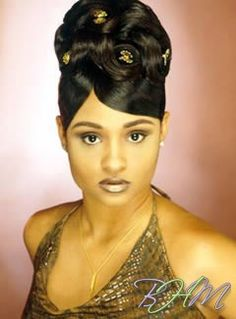This updo by hairlifeee is simply stunning it would be updos for shoulder length hair pmusecretfo Images