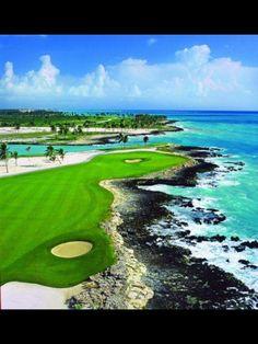 Punta Cana, Dominican Republic ~ Golf