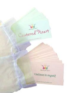 Inspiration and Affirmation Cards Shop - Dancing For Birth #DancingForBirth