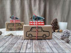 Creazione di #Progetti #Creativi con prodotti #Kinder per Natale 2016  #ContentCReation #DIY #ChristmasDIY #ChristmasDecorationDIY #SmallGiftsDIY Gift Wrapping, Gifts, Instagram, Gift Wrapping Paper, Presents, Wrapping Gifts, Favors, Gift Packaging, Gift