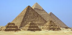 Amazing Pyramids Around the World
