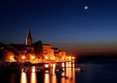 Porec, Croatia. My favorite place!