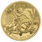 2016 1/4 oz Lunar Gold Monkey - Royal Australian Mint