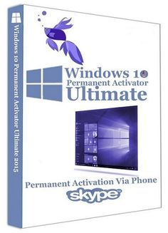 Windows 10 Permanent Activator Ultimate v2.1 is a program that discoverer for mak and retail enter in various servers for Windows 10.