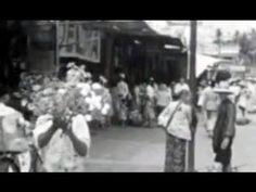 Jakarta, Indonesia- The City of Batavia, 1941- Tempo Doeloe - YouTube
