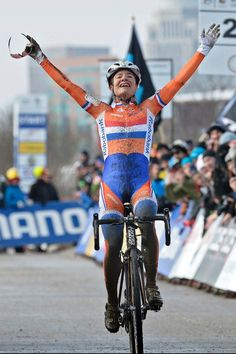Marianne Vos...do I need to say more? #wielermiep