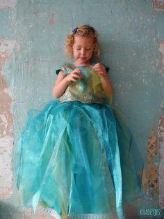 Prachtige prinsessenjurk : Khadetjes