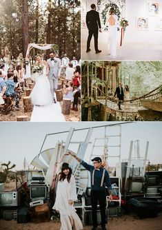 Cool Casual Wedding Ideas for Low-Key Couples