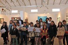 Entregados los premios del III Concurso Provincial Infantil del Museo de Arte Contemporáneo El Mercado