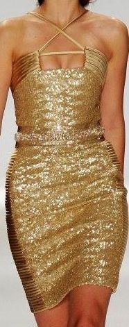 golden fashion in details ♥✤