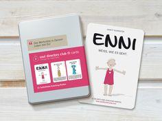 ENNI weiß, wie es geht. Selbstliebe-Coaching-Karten