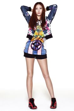K-Pop Idol Spotlight: GLAM's Kim Dahee a.k.a Monstar's NaNa!